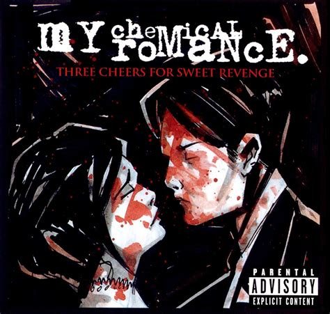 My Chemical Romance Three Cheers For Sweet Revenge | favorite quotes from three cheers for sweet revenge poll