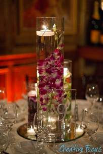 how to make wedding centerpieces with floating candles floating candle centerpiece julienne s wedding