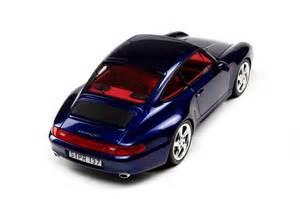 Blue Porsche Gt Gt Spirit Porsche 911 993 4s Blue Gt012zm