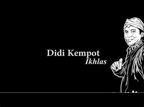 download mp3 didi kempot ronce ronce download mp3 video didi kempot ikhlas lyric mission
