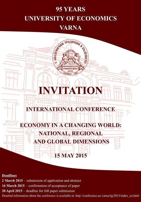 European House Designs by Invitation For International Science Conference