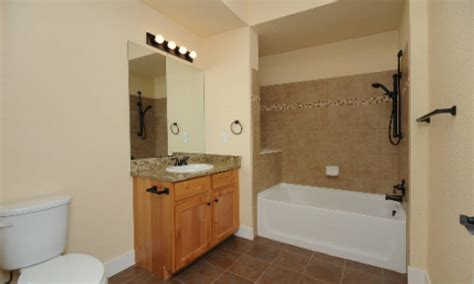 fibreglass shower surround 5 bathroom update ideas updated bathroom sidehill condominiums fort collins
