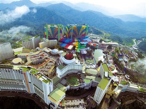 theme park resorts yusuf masran genting highland malaysia