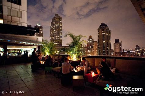 Best Roof Top Bars In Nyc by The 5 Best Hotel Rooftop Bars In Nyc Oyster