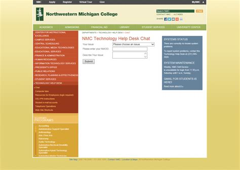 help desk chat nmc technology help desk tech tips 2015 spring semester