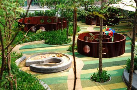 Landscape Architecture Schools Shrewsbury Playground Shma Landscape Architecture 01