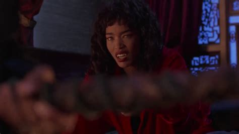 queen of the damned 2 8 movie clip you should be more edit aaliyah sanaa lathan blade queen of the damned angela