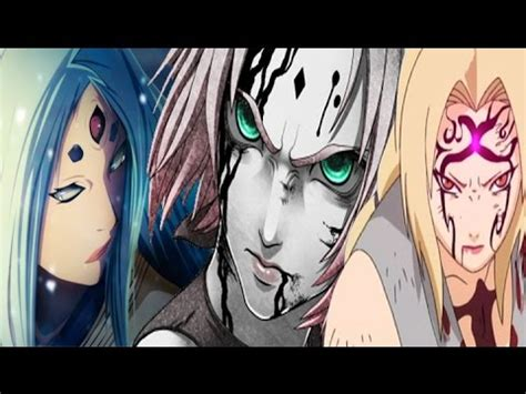 top 10 hot naruto characters top 10 strongest naruto female characters youtube