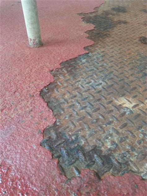 Flooring Failures   SureBond Safe Floors