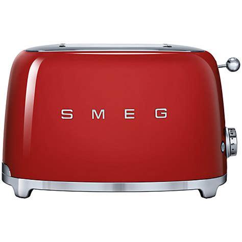 Toaster Buy buy smeg tsf01 2 slice toaster lewis