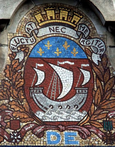 Fluctuat Nec Mergitur fluctuat nec mergitur revise your with the motto of