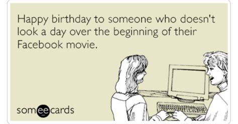 movie themed birthday ecards facebook movie birthday tenth anniversary funny ecard