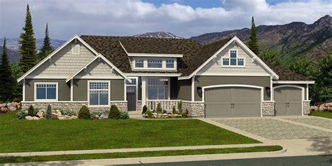 beautiful utah home builders floor plans new home plans