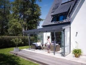 wintergarten terrasse die 25 besten ideen zu 220 berdachte terrassen auf