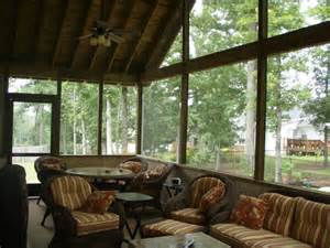 Outdoor Screen Room by Screened Porches Chattanooga Tn