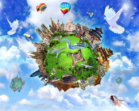 around the world in wallpaper from around the world wallpapersafari