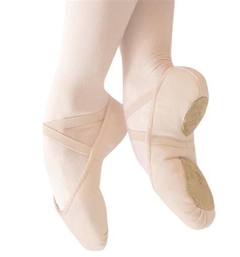 quot ultimate quot canvas split sole ballet shoes ballet shoes