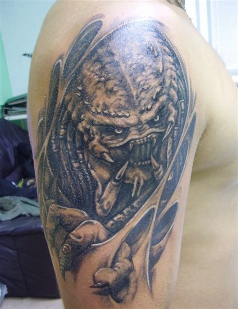 tattoo maker from picture alien tattoos