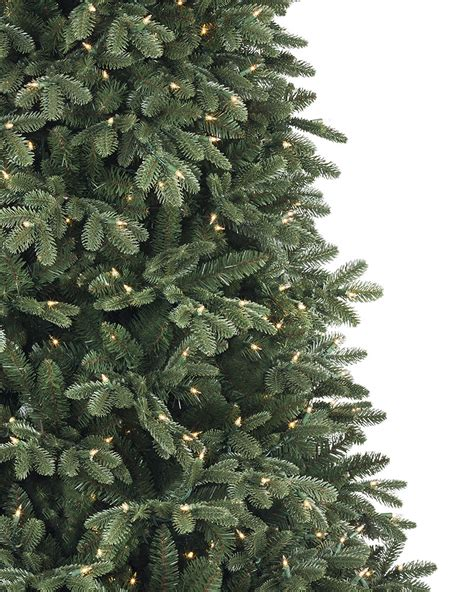 fraser fir pre lit tree fraser fir artificial tree treetopia