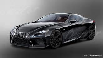 should the production lexus lf lc look like this lexus