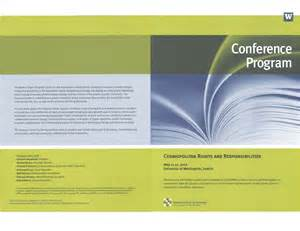programme template for conference 4 free conference program templates word excel pdf