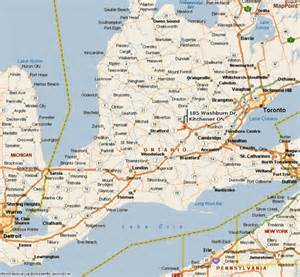 map of southwestern ontario canada electricomm contact us