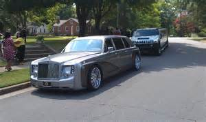 Rolls Royce Phantom Limo Rolls Royce Phantom Limousine