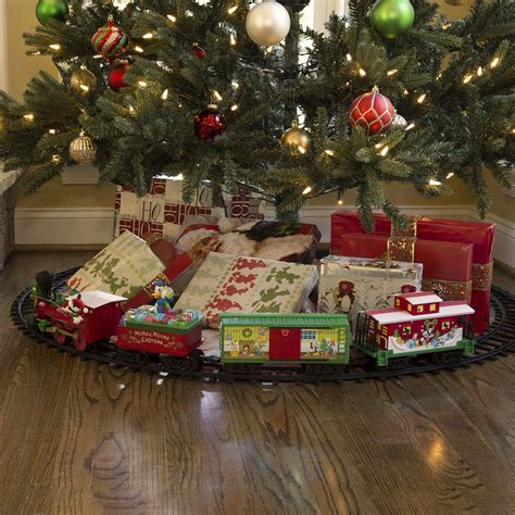 424787 toy trains christmas parts lionel trains mickey mouse express disney ready to play