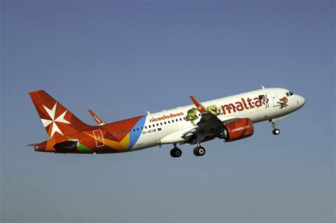 air malta registers passenger increase during may and june tvm news