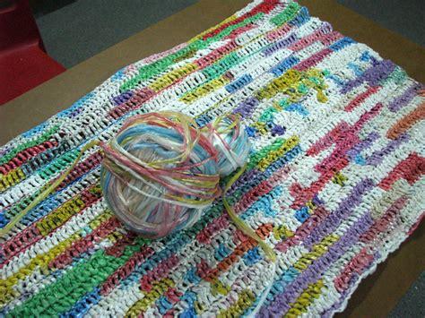 Mats From Plastic Bags - plastic bag mat