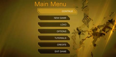 Design Game Menu | game menu research linnainewilliams
