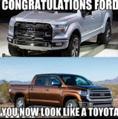 Toyota Truck Jokes Ford Funnies On 25 Pins
