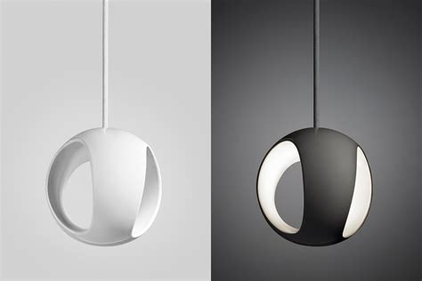 A In Two Parts two parts ceramic pendant lights by christo logan moco