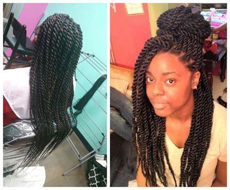 soften cuban twist hair joedir synthetic hair weaving 18 inch havana twist braids