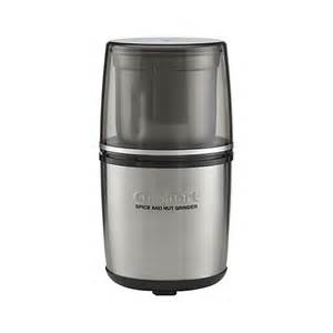 Cuisinart Coffee Grinder Cuisinart 174 Coffee Spice Grinder Crate And Barrel