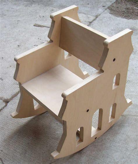 sedia a dondolo per bambini sedia a dondolo per bambini seggiolina in legno