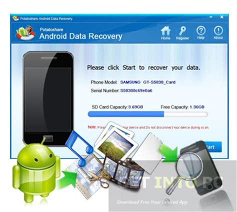 free full version android data recovery potatoshare android data recovery free download