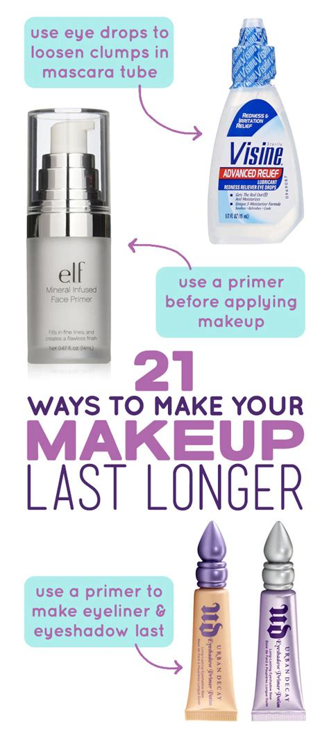 8 Ways To Get Makeup To Last Longer by Beautyglife 187 Category 187 Health