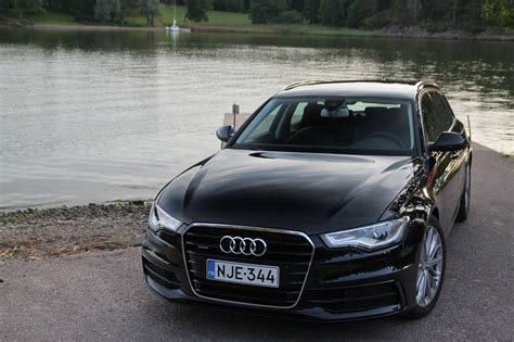 Audi A6 Test by Road Test 2013 Audi A6 Avant 3 0 Tfsi Quattro S Tronic