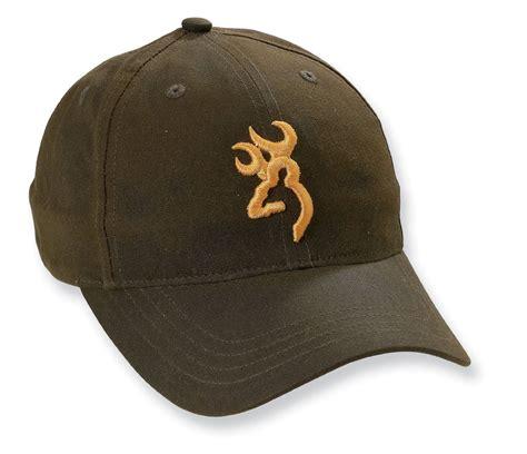 browning dura wax baseball cap countryway gunshop