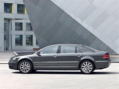 2014 Volkswagen Phaeton Review Prices Specs
