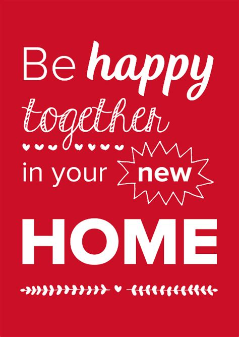happy together new home felicitatiekaarten kaartje2go