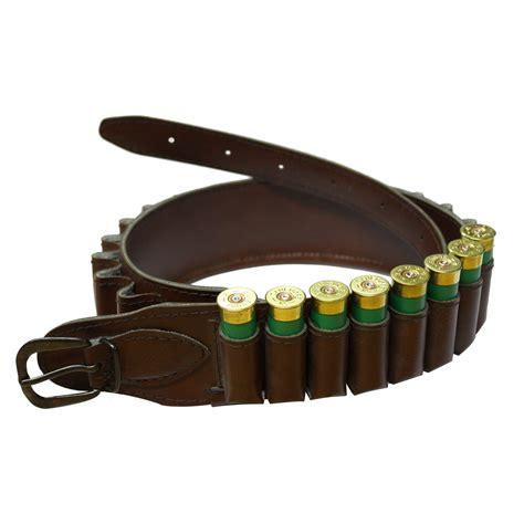 bisley basic 25 shotgun cartridge belt 12 faux