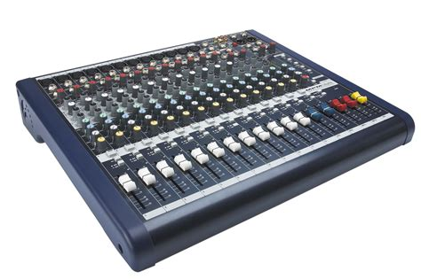 Mixer Soundcraft Mpm 24 mpm soundcraft professional audio mixers