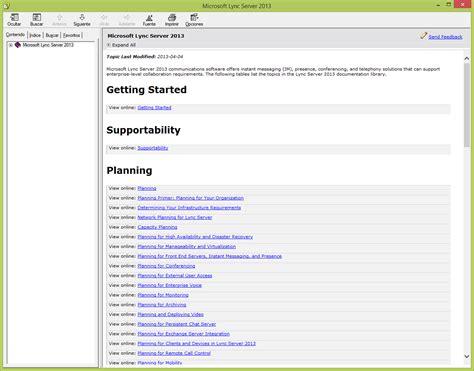 microsoft lync server 2013 enhancements lync content microsoft lync server 2013 documentation help file