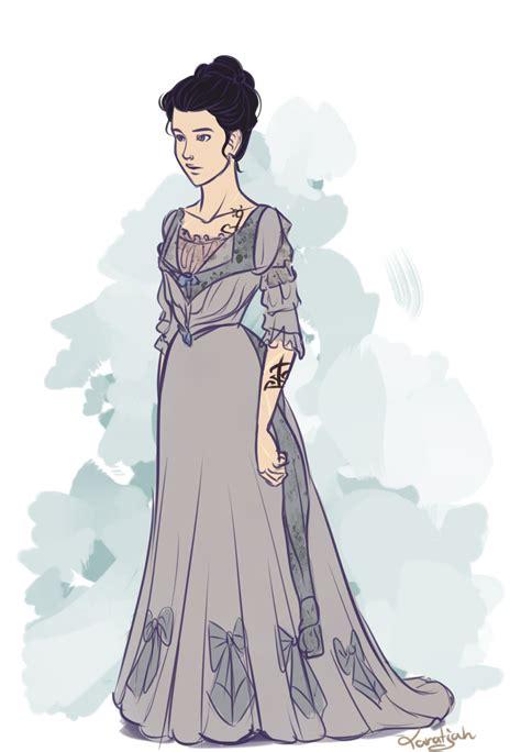 Tesya Dress Grey cecily dress 2 by taratjah on deviantart