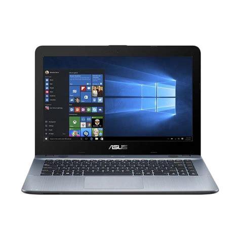 Laptop Kapasitas Ram 4gb jual asus x441ba ga602t laptop silver amd a6 9220 4gb