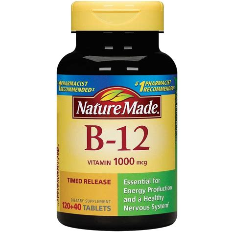 Vit B12 Opinions On Vitamin B12