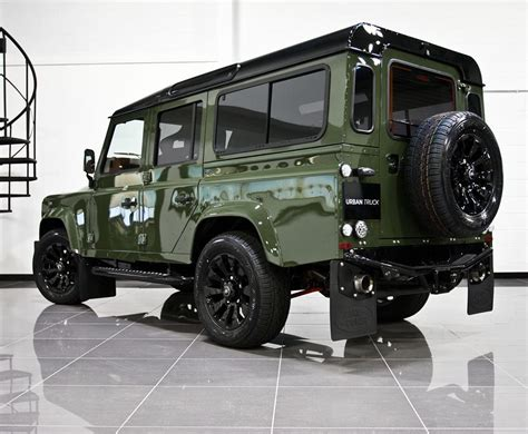 land rover green envy green ls3 urban truck ultimate rs antiurban