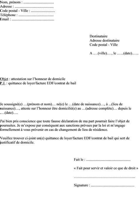Modèle Lettre De Démission Garde à Domicile Lettre Demande D Emploi J Ai L Honneur Employment Application